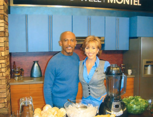 Infomercial Co-Host Montel Williams