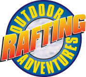 White Water Rafting Logo