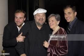 Dom Deuise and family