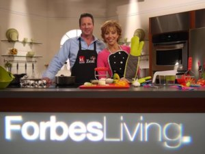 Forbes Living tv Kitchen