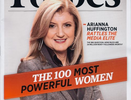 Forbes Magazine – 100 Top Women