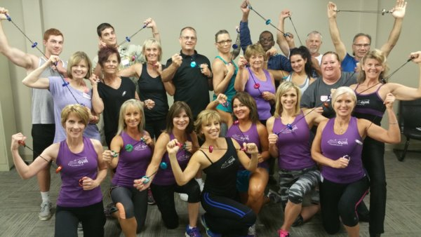 SpinGym class Kansas City