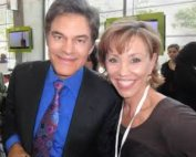 Dr OZ meets Forbes Riley at Oprah event in Atlanta
