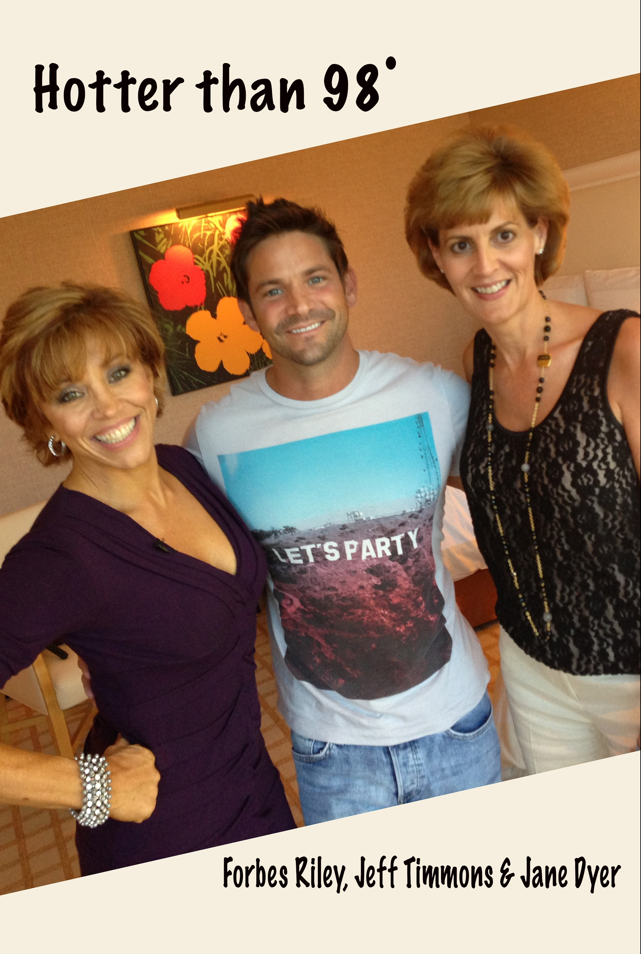 Forbes, Jeff Timmons, Jane Dyer