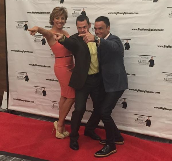 Shark Tank's Kevin Harrington on the red carpet