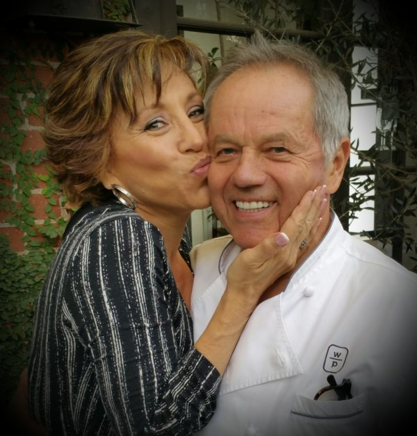 Spa's and HSN - Wolfgang Puck
