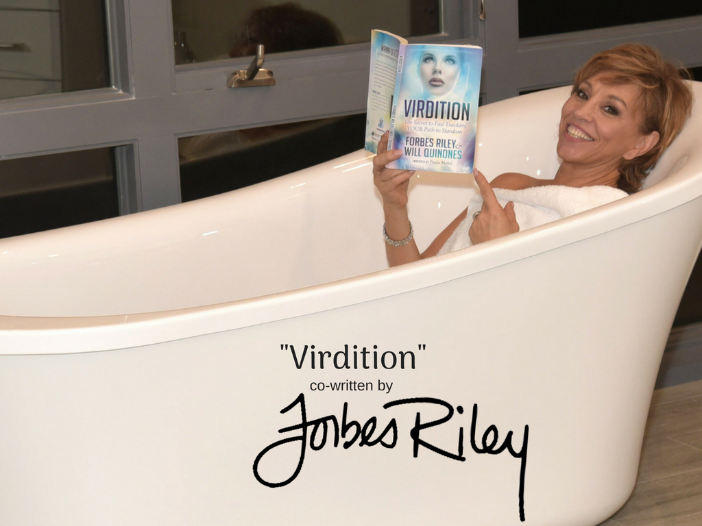 Virdition written by Forbes Riley