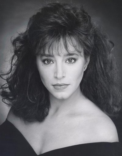 Forbes Riley Glam Headshot 1980